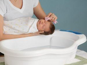 chăm sóc trẻ sơ sinh từ 0 đến 6 tháng tuổi